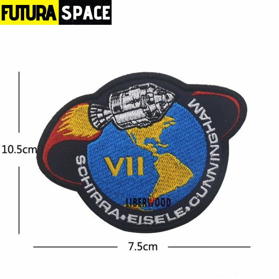 SPACE PATCH - ORIGINAL APOLLO 11 - B - 100005735