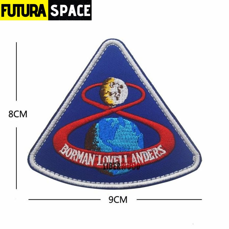 SPACE PATCH - ORIGINAL APOLLO 11 - O - 100005735