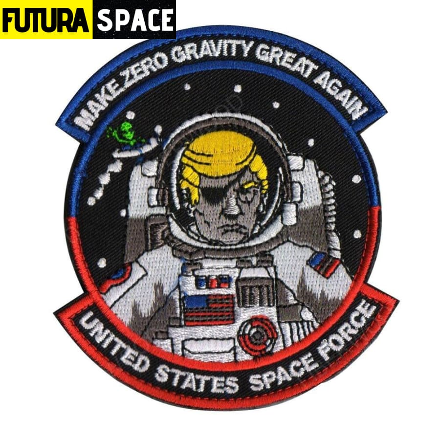 SPACE PATCH - ORIGINAL APOLLO 11 - Space Force - 100005735