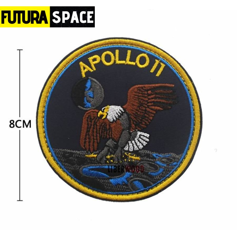 SPACE PATCH - ORIGINAL APOLLO 11 - L - 100005735