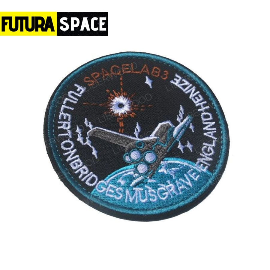 SPACE PATCH - ORIGINAL APOLLO 11 - 4 - 100005735