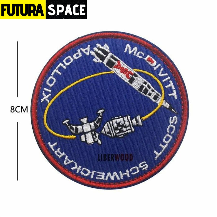 SPACE PATCH - ORIGINAL APOLLO 11 - I - 100005735