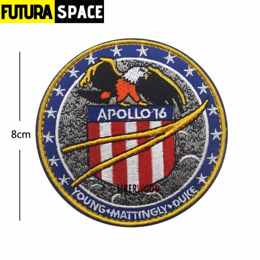 SPACE PATCH - ORIGINAL APOLLO 11 - P - 100005735