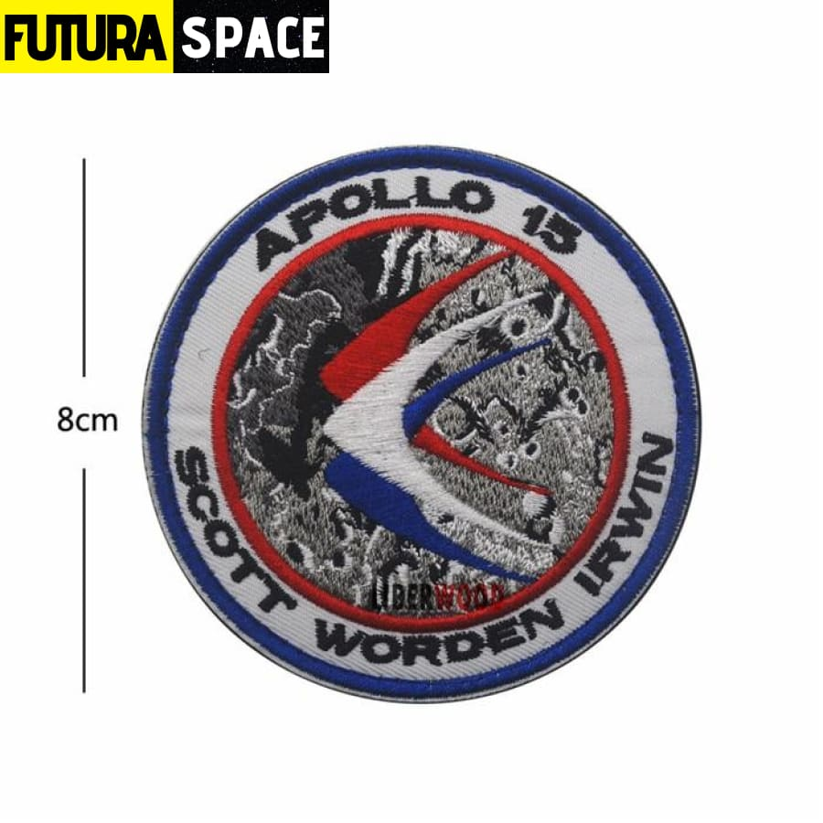 SPACE PATCH - ORIGINAL APOLLO 11 - H - 100005735