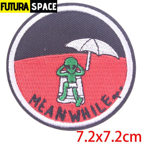 SPACE PATCH - Sky - Camel - 100005735