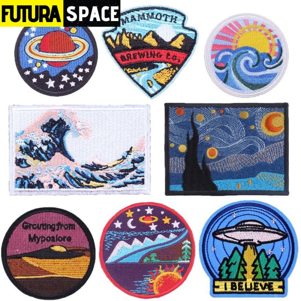 SPACE PATCH - Sky - 100005735