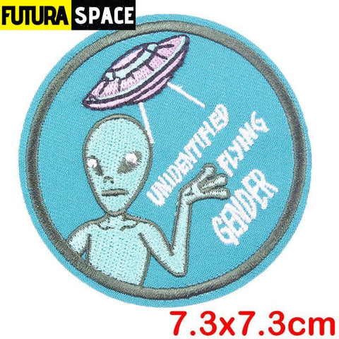 SPACE PATCH - Sky - Champagne - 100005735