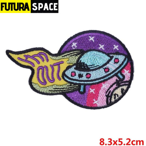 SPACE PATCH - Sky - Clear - 100005735