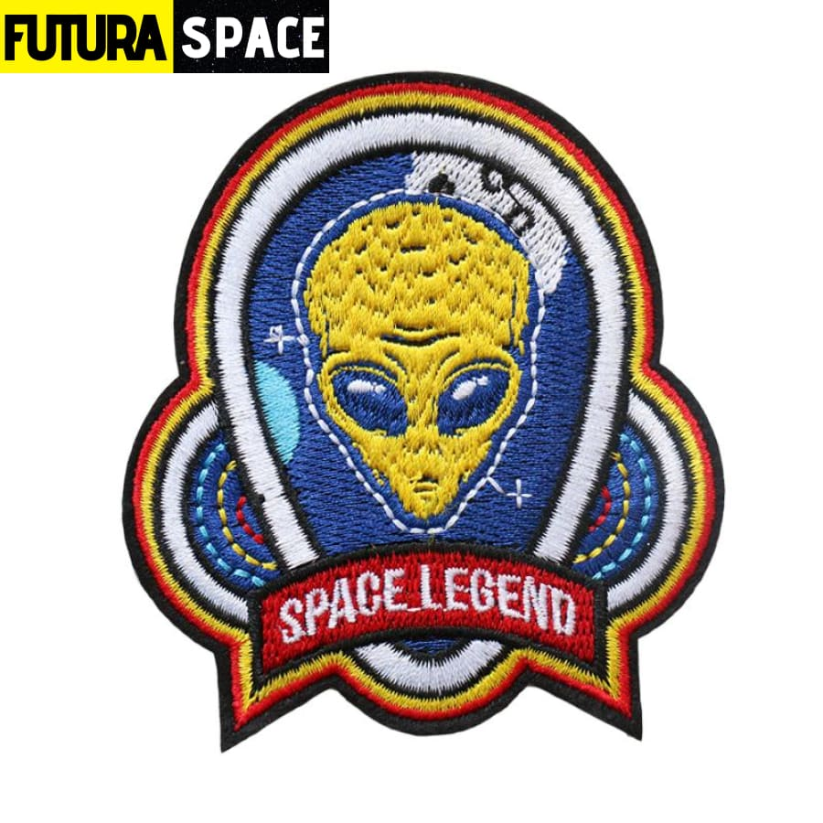 SPACE PATCH - Spaceman - 100005735