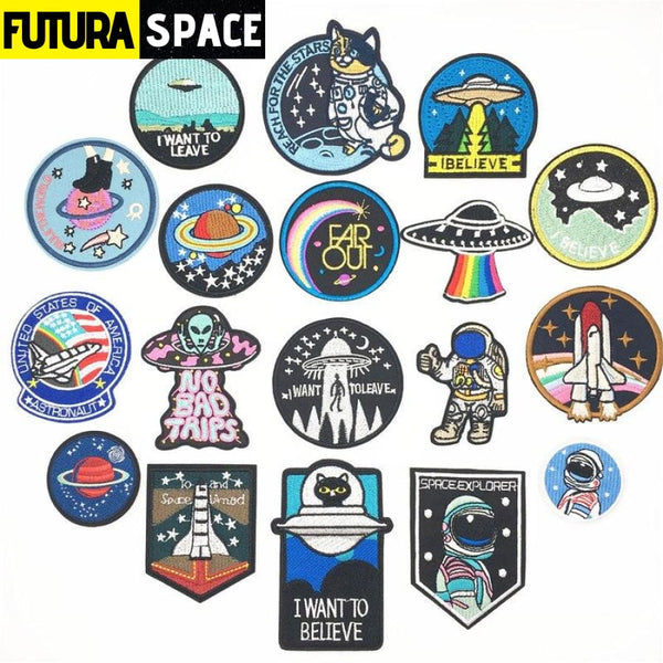 SPACE PATCH - Stranger Things - 100005735