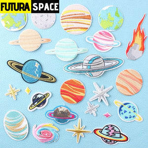 SPACE PATCH - Wild Planet - 100005735