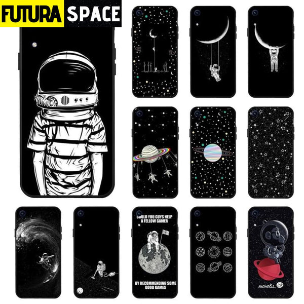 SPACE PHONE CASE - Astronaut (Huawei) - 380230