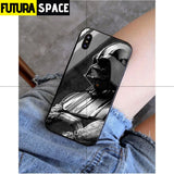 SPACE PHONE CASE - Darth Vader star wars (iPhone) - 380230