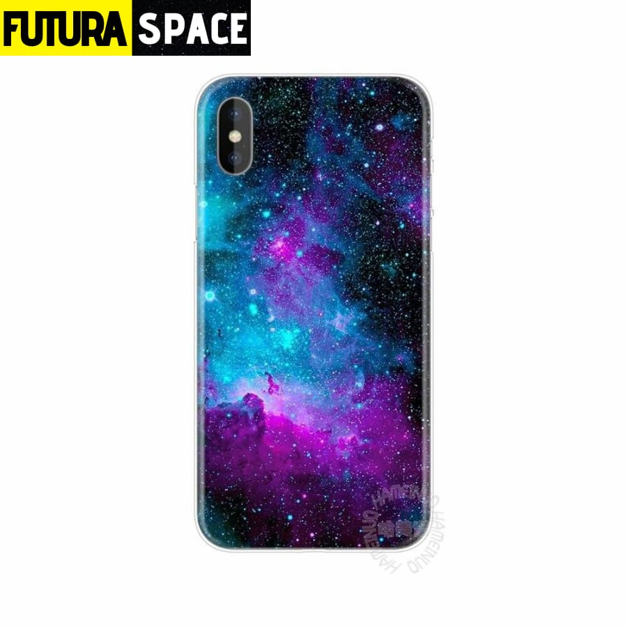 SPACE PHONE CASE - Galaxy Universe for iphone