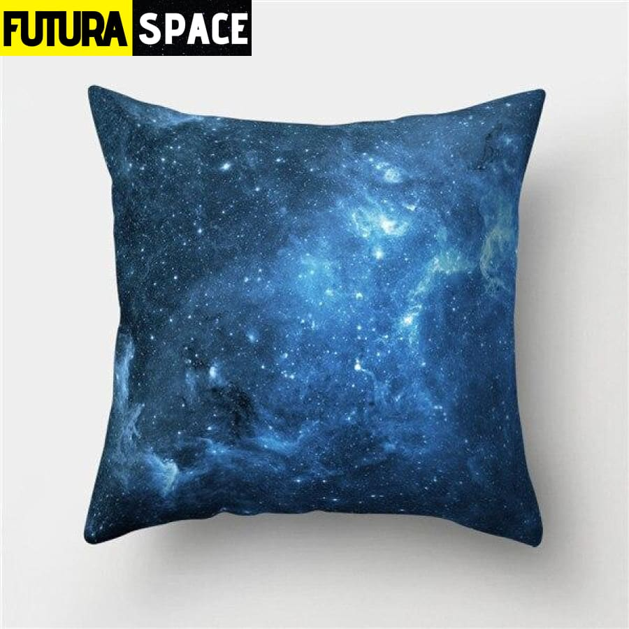 SPACE PILLOW - 3D Galaxy
