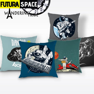 SPACE PILLOW - Astronauts - 40507