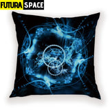 SPACE PILLOW - Fantasy - TPL 45-45cm / L992-3 - 40507