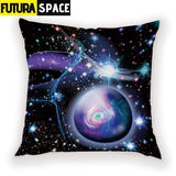 SPACE PILLOW - Fantasy - TPL 45-45cm / L992-16 - 40507