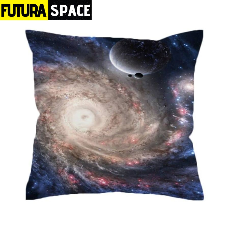SPACE PILLOW - Outer Space - 45cmx45cm / 3 - 40507