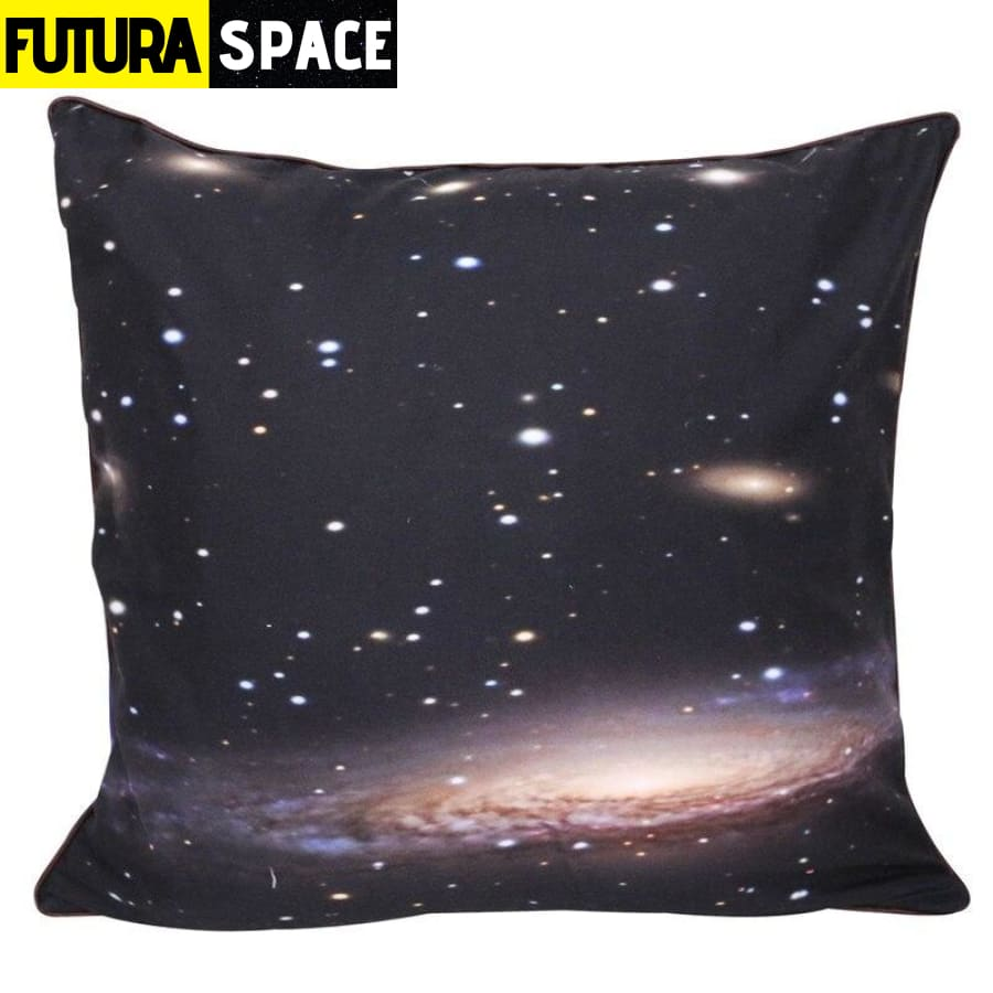 SPACE PILLOW - Outer Space - 45cmx45cm / 1 - 40507