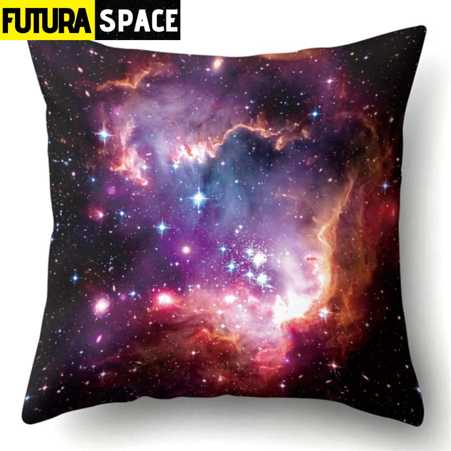 SPACE PILLOW - Outer Space Themed - 9 - 40507
