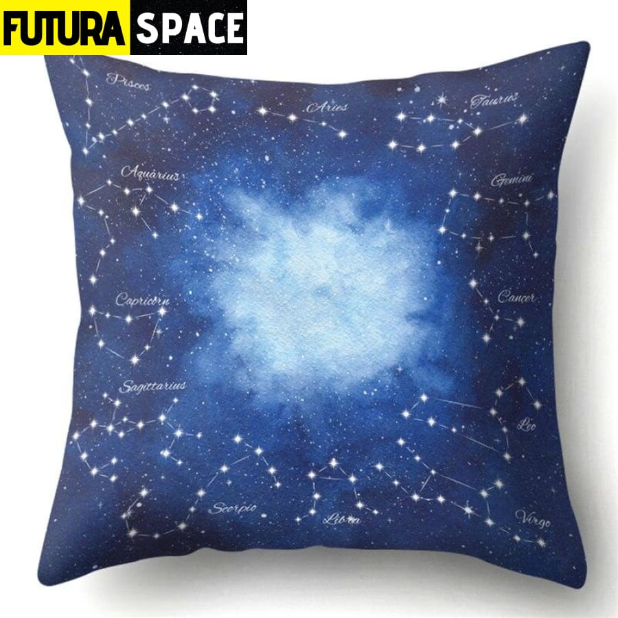 SPACE PILLOW - Outer Space Themed - 7 - 40507