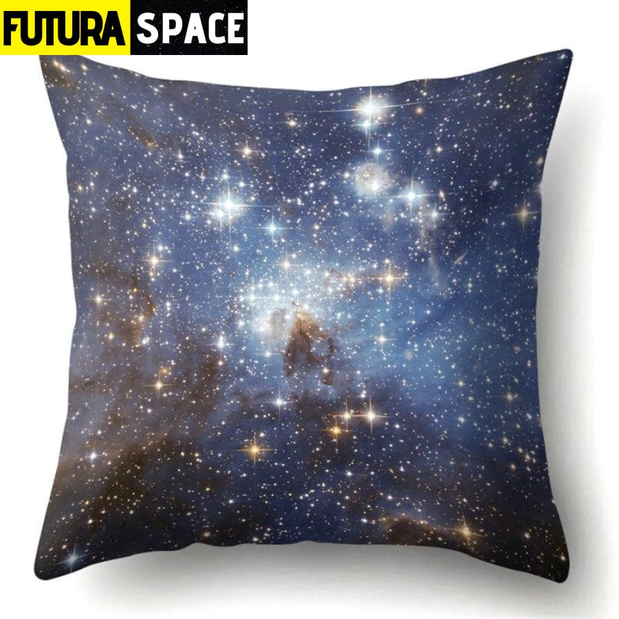 SPACE PILLOW - Outer Space Themed - 8 - 40507