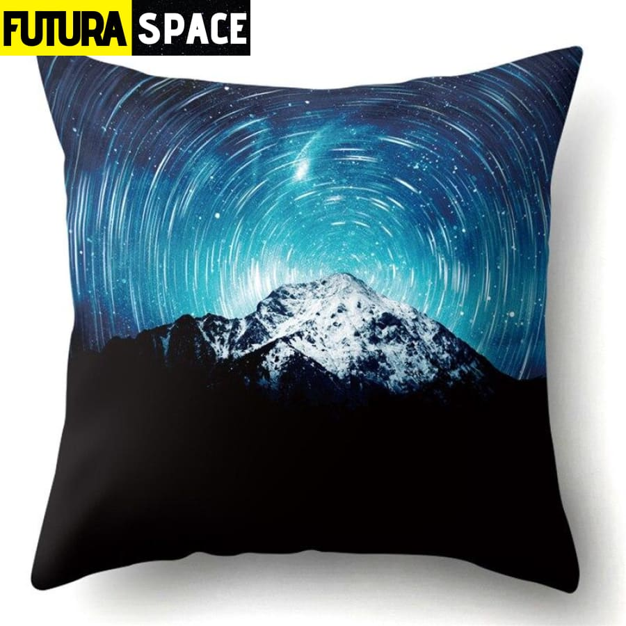SPACE PILLOW - Outer Space Themed - 5 - 40507