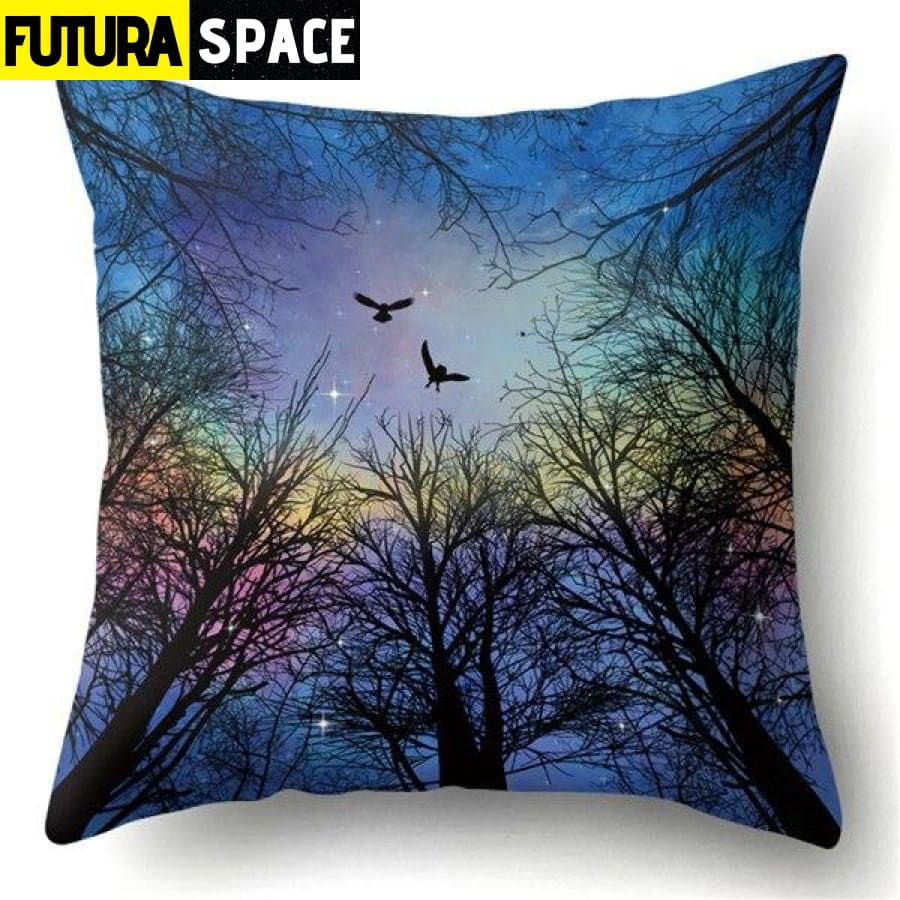 SPACE PILLOW - Outer Space Themed - 3 - 40507