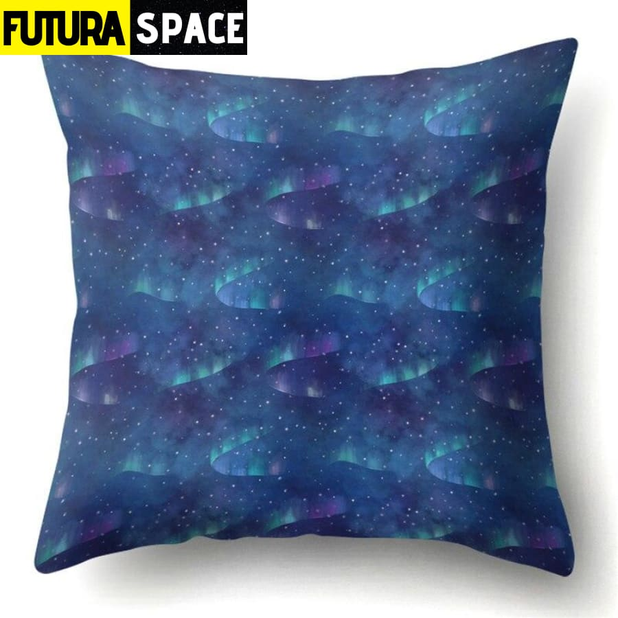 SPACE PILLOW - Outer Space Themed - 4 - 40507
