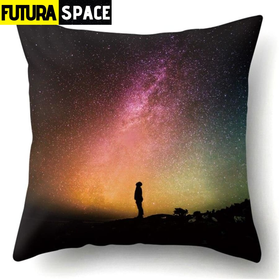 SPACE PILLOW - Outer Space Themed - 20 - 40507
