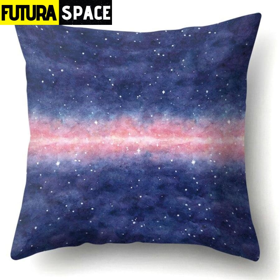 SPACE PILLOW - Outer Space Themed - 25 - 40507