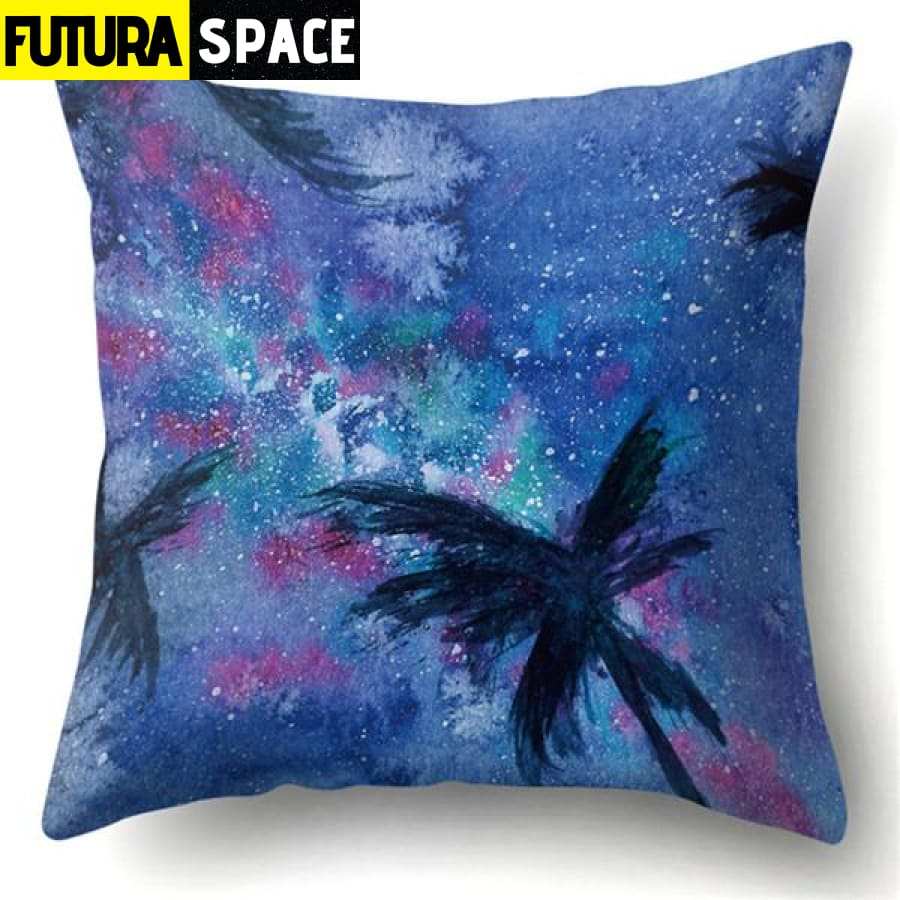 SPACE PILLOW - Outer Space Themed - 26 - 40507