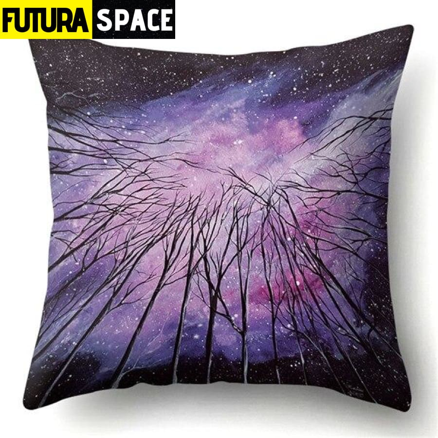 SPACE PILLOW - Outer Space Themed - 13 - 40507