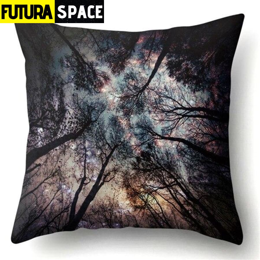SPACE PILLOW - Outer Space Themed - 23 - 40507