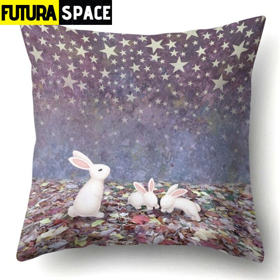 SPACE PILLOW - Outer Space Themed - 6 - 40507