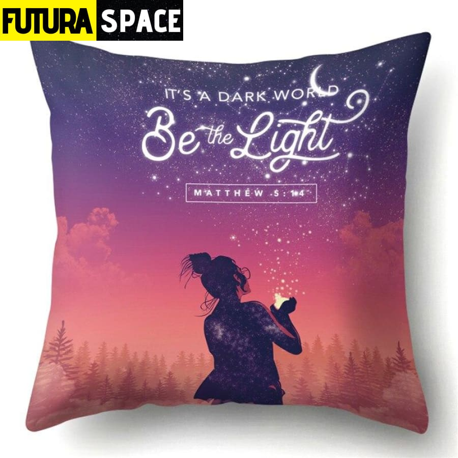 SPACE PILLOW - Outer Space Themed - 15 - 40507