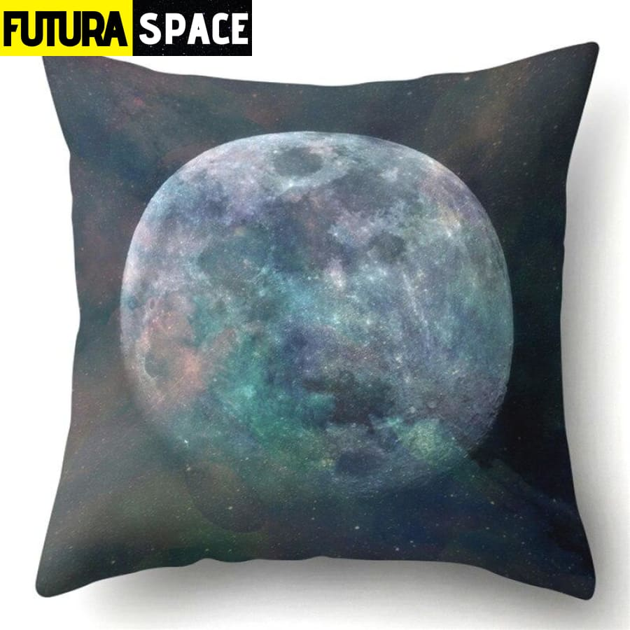 SPACE PILLOW - Outer Space Themed - 10 - 40507