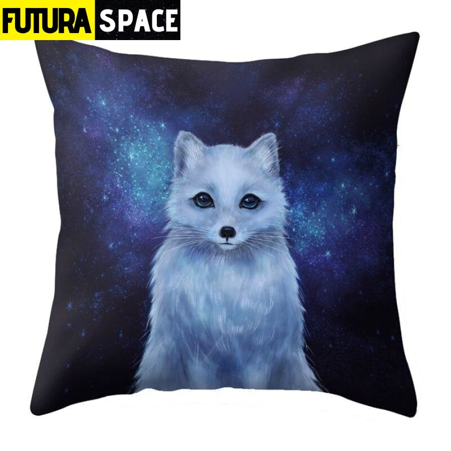 SPACE PILLOW - Outer Space Themed
