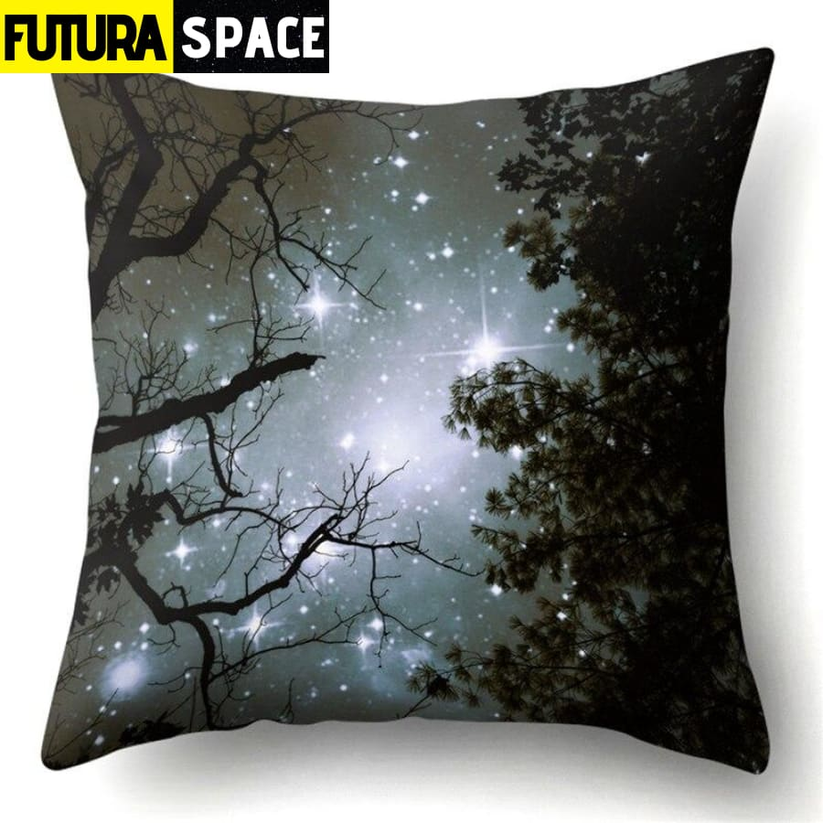 SPACE PILLOW - Outer Space Themed - 21 - 40507