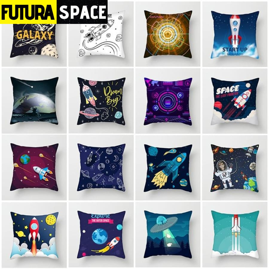 SPACE PILLOW - Planet Universe