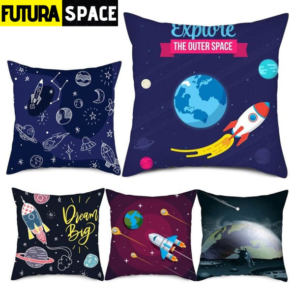 SPACE PILLOW - Planet Universe - 40507