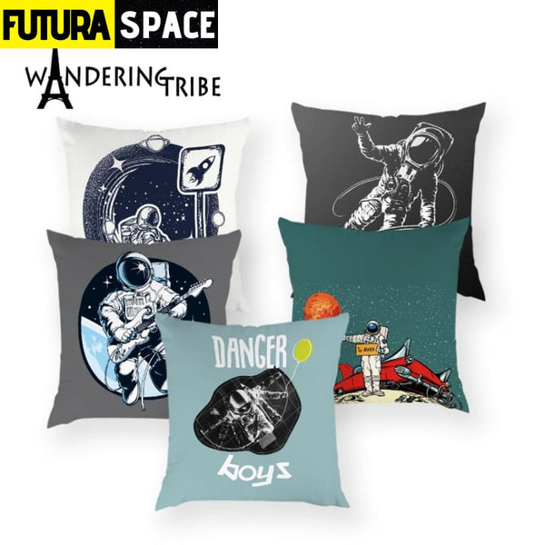 SPACE PILLOW - Spacecraft - 40507