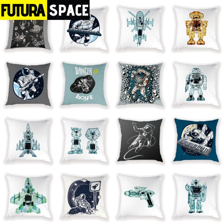 SPACE PILLOW - Spacecraft