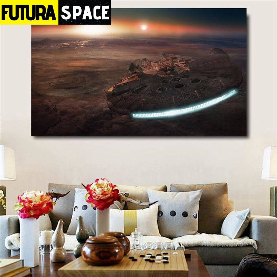 SPACE POSTER - Galaxy Edge - 1704