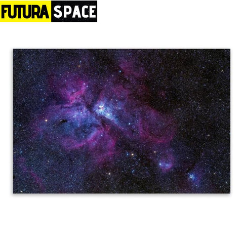 SPACE POSTER - Galaxy Space - 21X30cm No Frame / 05 - 1704