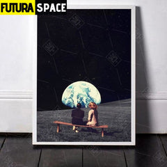 SPACE POSTER - Night Sky