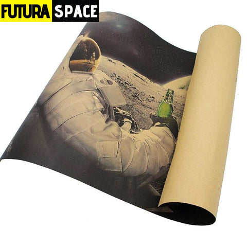 SPACE POSTER - Outer Space - As show - 1704