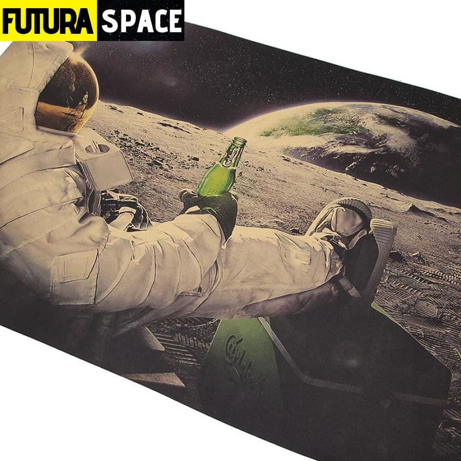 SPACE POSTER - Outer Space