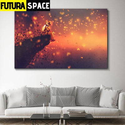 SPACE POSTER - Spaceman - 1704